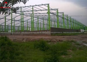 Thi công nhà xưởng đẹp tại tỉnh Long An